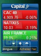 gadget capital action bourse