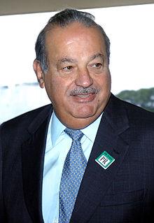Carlos Slim Helú homme plus riche