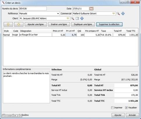 OPENCONCERTO logiciel gratuit gestion de paye